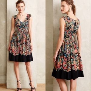 Anthropologie Plenty Tracy Reese Petal Fete Dress